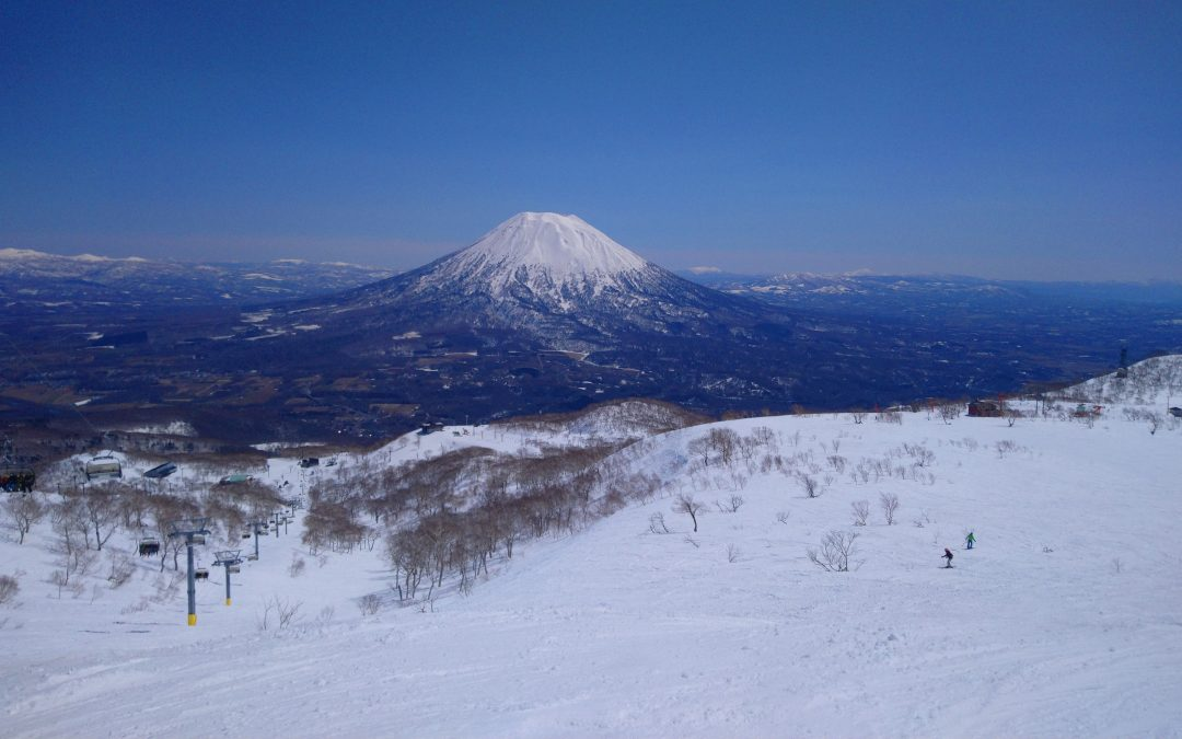 Niseko Winter 2019-2020 – a strange season in the end.